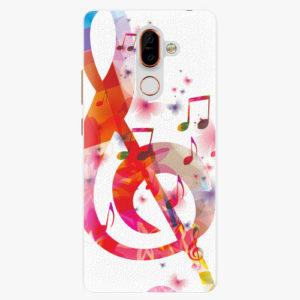 Plastový kryt iSaprio - Love Music - Nokia 7 Plus