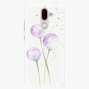 Plastový kryt iSaprio - Dandelion - Nokia 7 Plus