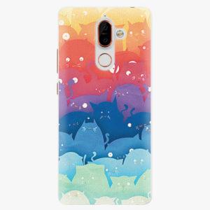 Plastový kryt iSaprio - Cats World - Nokia 7 Plus