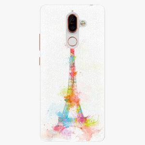 Plastový kryt iSaprio - Eiffel Tower - Nokia 7 Plus