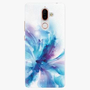 Plastový kryt iSaprio - Abstract Flower - Nokia 7 Plus