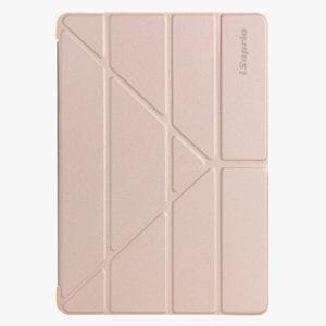 Pouzdro iSaprio Smart Cover - Gold - iPad 2 / 3 / 4