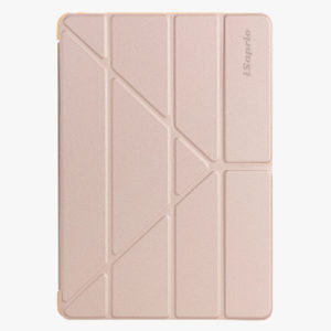 Pouzdro iSaprio Smart Cover - Gold - iPad Air