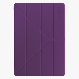 Pouzdro iSaprio Smart Cover - Purple - iPad Air 2