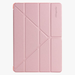 Pouzdro iSaprio Smart Cover - Rose Gold - iPad 9.7″ (2017-2018)