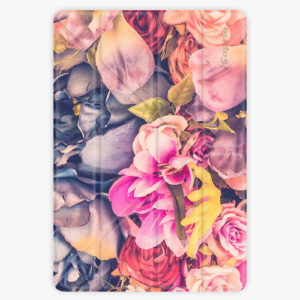 Pouzdro iSaprio Smart Cover - Beauty Flowers - iPad Air