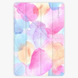 Pouzdro iSaprio Smart Cover - Watercolor 01 - iPad 9.7″ (2017-2018)