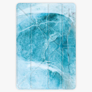 Pouzdro iSaprio Smart Cover - Blue Marble - iPad 2 / 3 / 4