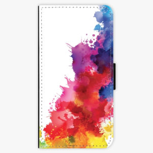 Flipové pouzdro iSaprio - Color Splash 01 - Huawei P20 Lite