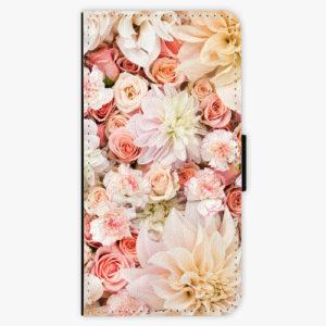 Flipové pouzdro iSaprio - Flower Pattern 06 - Huawei P20 Lite