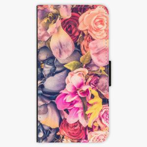 Flipové pouzdro iSaprio - Beauty Flowers - Huawei P20