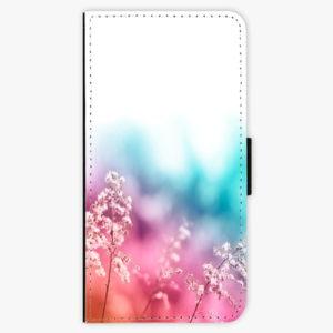 Flipové pouzdro iSaprio - Rainbow Grass - Huawei Honor 8