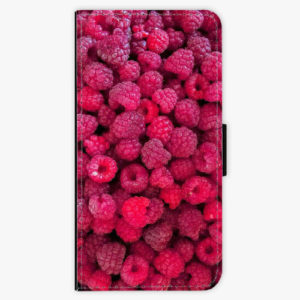 Flipové pouzdro iSaprio - Raspberry - Samsung Galaxy S9