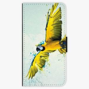 Flipové pouzdro iSaprio - Born to Fly - Samsung Galaxy A8 Plus