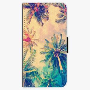 Flipové pouzdro iSaprio - Palm Beach - Samsung Galaxy A8 Plus