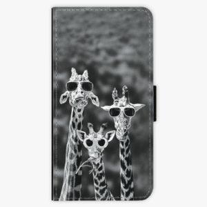 Flipové pouzdro iSaprio - Sunny Day - Samsung Galaxy A8 Plus