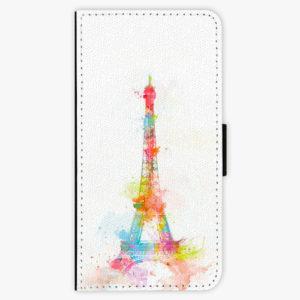 Flipové pouzdro iSaprio - Eiffel Tower - Samsung Galaxy A8 Plus