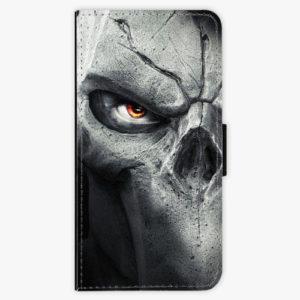 Flipové pouzdro iSaprio - Horror - Samsung Galaxy A8 Plus