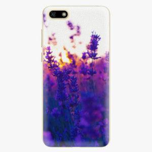 Plastový kryt iSaprio - Lavender Field - Huawei Y5 2018