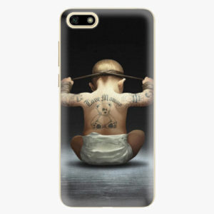 Plastový kryt iSaprio - Crazy Baby - Huawei Y5 2018