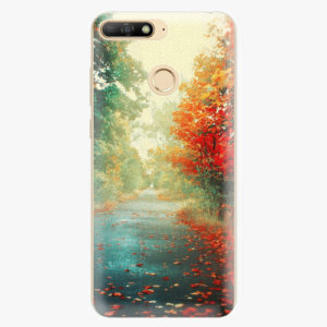 Plastový kryt iSaprio - Autumn 03 - Huawei Y6 Prime 2018