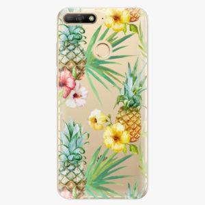Plastový kryt iSaprio - Pineapple Pattern 02 - Huawei Y6 Prime 2018