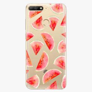 Plastový kryt iSaprio - Melon Pattern 02 - Huawei Y6 Prime 2018