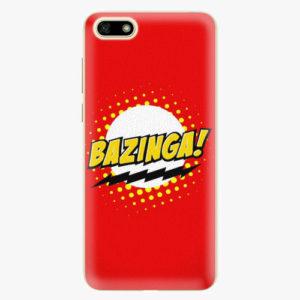 Plastový kryt iSaprio - Bazinga 01 - Huawei Y5 2018