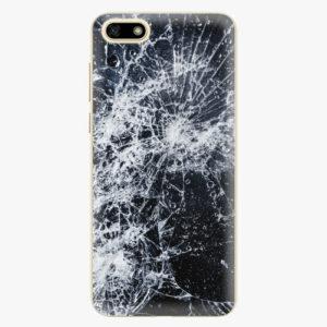 Plastový kryt iSaprio - Cracked - Huawei Y5 2018
