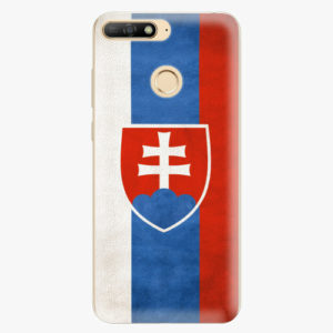 Plastový kryt iSaprio - Slovakia Flag - Huawei Y6 Prime 2018