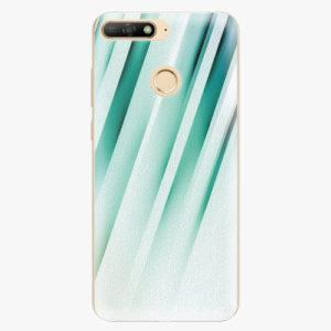 Plastový kryt iSaprio - Stripes of Glass - Huawei Y6 Prime 2018