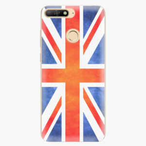 Plastový kryt iSaprio - UK Flag - Huawei Y6 Prime 2018
