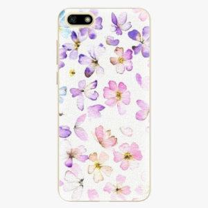 Plastový kryt iSaprio - Wildflowers - Huawei Y5 2018
