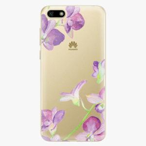 Plastový kryt iSaprio - Purple Orchid - Huawei Y5 2018