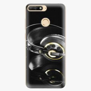 Plastový kryt iSaprio - Headphones 02 - Huawei Y6 Prime 2018