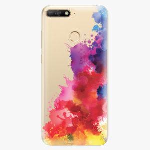 Plastový kryt iSaprio - Color Splash 01 - Huawei Y6 Prime 2018