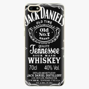 Plastový kryt iSaprio - Jack Daniels - Huawei Y5 2018
