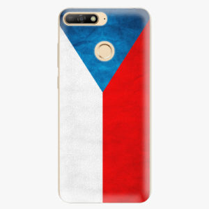 Plastový kryt iSaprio - Czech Flag - Huawei Y6 Prime 2018