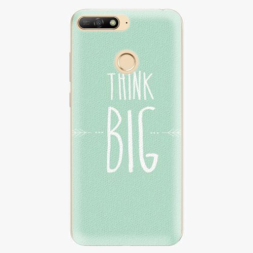 Plastový kryt iSaprio - Think Big - Huawei Y6 Prime 2018 - Kryty a ... 7eee756c844