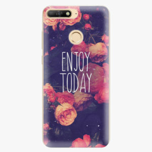Plastový kryt iSaprio - Enjoy Today - Huawei Y6 Prime 2018