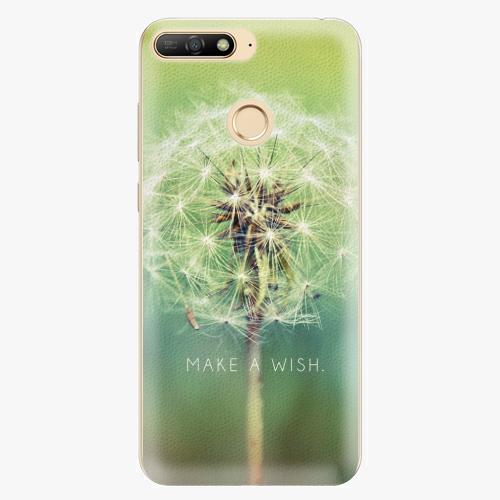 683616200 Plastový kryt iSaprio - Wish - Huawei Y6 Prime 2018 - Kryty a ...