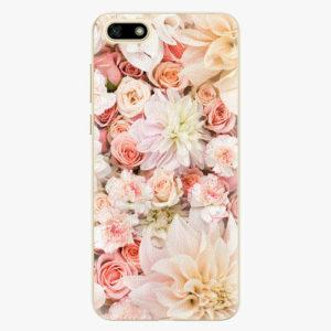 Plastový kryt iSaprio - Flower Pattern 06 - Huawei Y5 2018