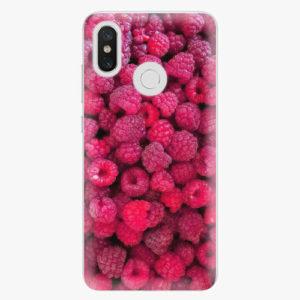 Plastový kryt iSaprio - Raspberry - Xiaomi Mi 8