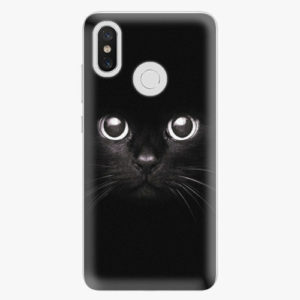 Plastový kryt iSaprio - Black Cat - Xiaomi Mi 8