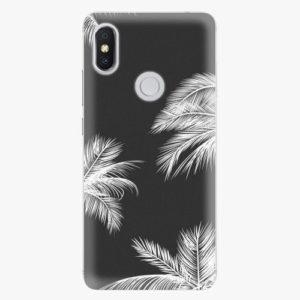 Plastový kryt iSaprio - White Palm - Xiaomi Redmi S2