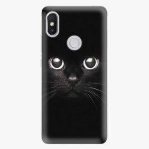Plastový kryt iSaprio - Black Cat - Xiaomi Redmi S2