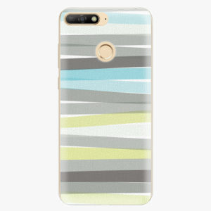 Plastový kryt iSaprio - Stripes - Huawei Y6 Prime 2018