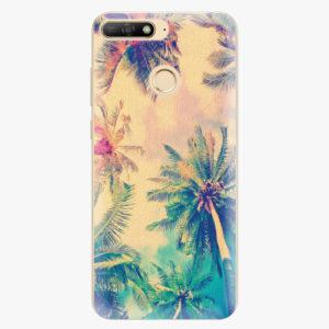 Plastový kryt iSaprio - Palm Beach - Huawei Y6 Prime 2018