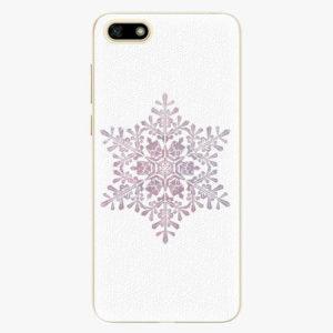 Plastový kryt iSaprio - Snow Flake - Huawei Y5 2018