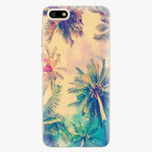 Plastový kryt iSaprio - Palm Beach - Huawei Y5 2018